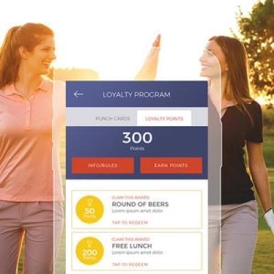 Gallus News - Gallus Proves Golfers Want Mobile Loyalty Programs!